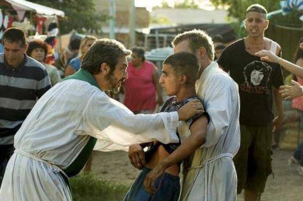 Los pobres, la Iglesia y el Papa, en la visión de los curas villeros