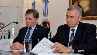 Jujuy es la primera provincia en adherirse al Plan Nacional de Derechos Humanos