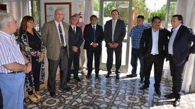 Nueva sala de situación de salud en Albardón
