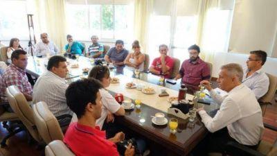 Avilés: «Somos la carta de presentación del Valle de Punilla»