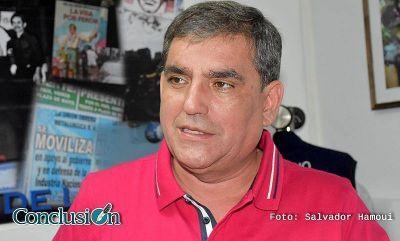 """Antonio Donello: """"La lucha de tanto tiempo corre peligro de perderse"""""""