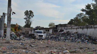 José C. Paz : un basural preocupa a los vecinos