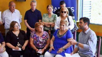 """Basavilbaso: """"La Reforma Previsional fue para mejor y los jubilados percibirán más"""""""