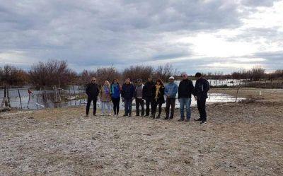 """""""No vamos a parar de defender al río Colorado"""""""