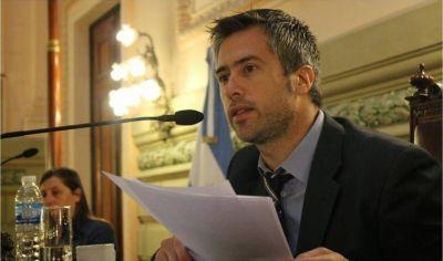 Busatto descartó una alianza entre el Frente Progresista y el PJ