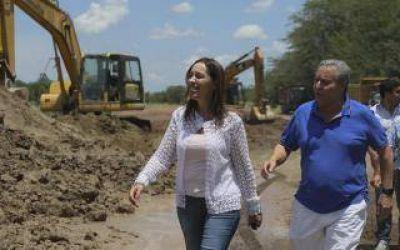 Vidal entregó viviendas en Pergamino y recorrió obras de infraestructura en Arrecifes y Salto