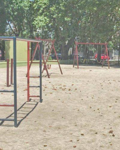 Recuperan espacios públicos
