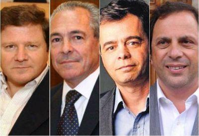 """Oficializan designación """"en comisión"""" de los cuatro nuevos embajadores"""