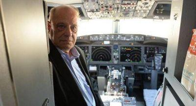 General Pueyrredon: Donde esta el piloto?