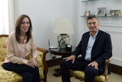 Sale Macri, entra Vidal: entre la cumbre política y las vacaciones en La Patagonia