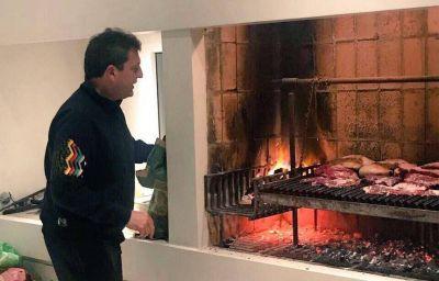 Se cortaron solos: el Frente Renovador se junta a comer asado, pero el PJ no está invitado