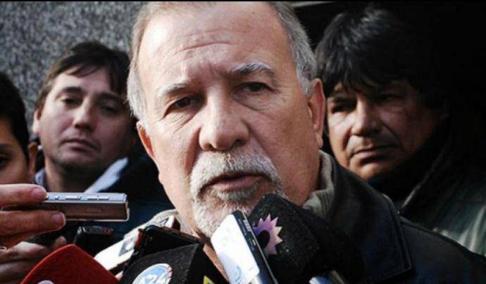 """Omar Plaini: """"Hay una persecución clara contra sindicalistas"""""""