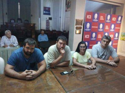 Casineros pidieron por la defensa de las fuentes laborales en nuestra ciudad