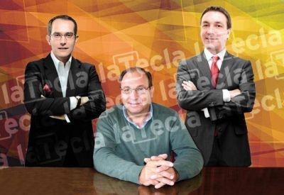 Tres caras nuevas, los debutantes en las intendencias de la Provincia