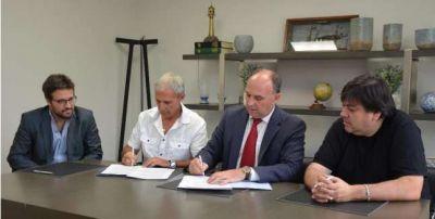 Puerto de Bahía Blanca: Firmaron acuerdo para renegociar Convenio Colectivo de Trabajo