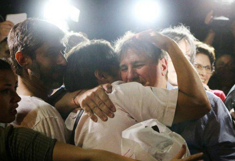 Boudou recuperó la libertad pero sus complicaciones judiciales no terminan