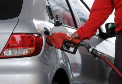 Los combustibles aumentarán un 6% desde el sábado