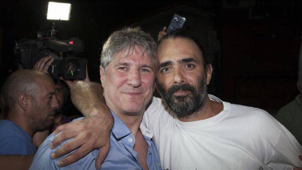 Tras 70 días en la cárcel, liberaron a Amado Boudou bajo caución juratoria y sin tobillera