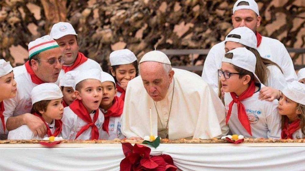 A días de su visita, tomaron la Nunciatura donde se alojará el papa Francisco