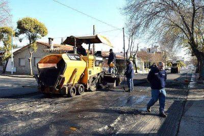 El municipio asegura que se invirtieron más de $ 700 millones en calles