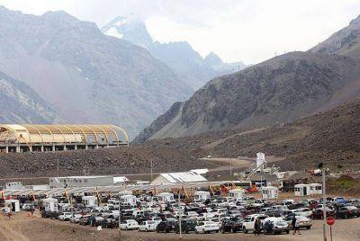 Miles de argentinos ya cruzaron a Chile para ver al papa Francisco