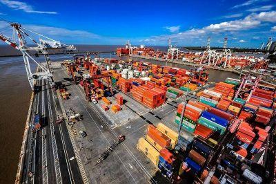 El puerto por dentro: un tetris de gigantes