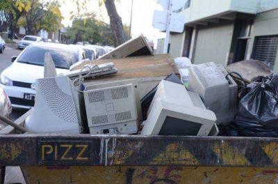 Sólo 10% de los residuos electrónicos se reciclan