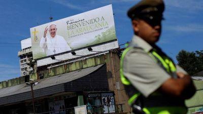 El papa Francisco enfrenta en Chile una de sus giras más desafiantes: preocupación por la seguridad