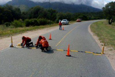 Sumaron nueva cartelería en tres rutas y tres autopistas provinciales