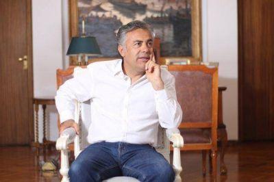 Para Cornejo, el gobierno nacional