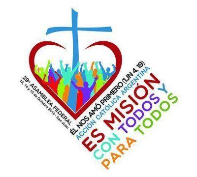 La Acción Católica presentó el logo de la 29º Asamblea Federal