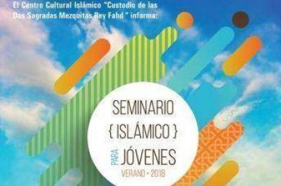 Seminario islámico para jóvenes en el Centro Cultural Islámico de Buenos Aires