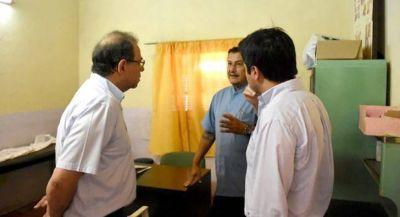 El Intendente continúa el diálogo con trabajadores