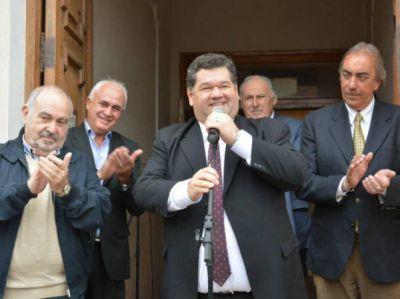 Después de seis intentos, el massismo le da el pacto fiscal a Cambiemos en Berisso