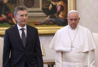 Mauricio Macri respondió el mensaje del Papa Francisco: