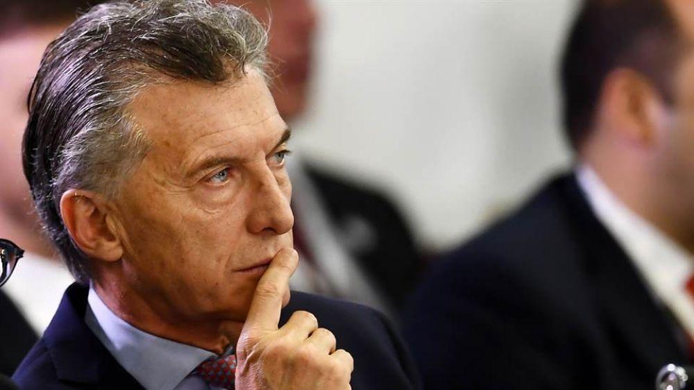 Preocupado por la inflación, Macri reclamó que haya