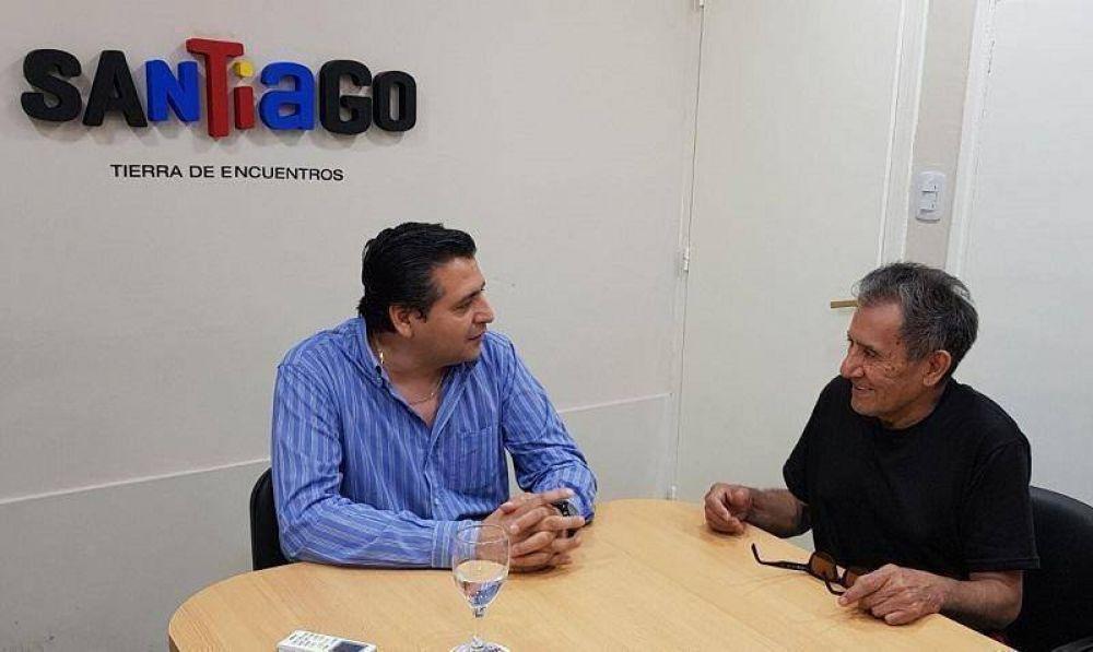 Santiago tendrá gran promoción turística en Cosquín
