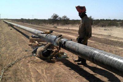 Este año se incorporarán 25 de Mayo y San Martín al lote de los distritos con gas
