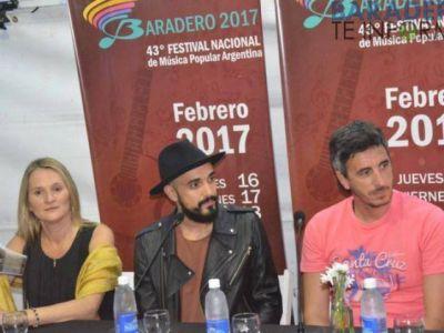 """Antonijevic: """"Este martes se venden exclusivamente en Baradero las entradas al festival"""""""