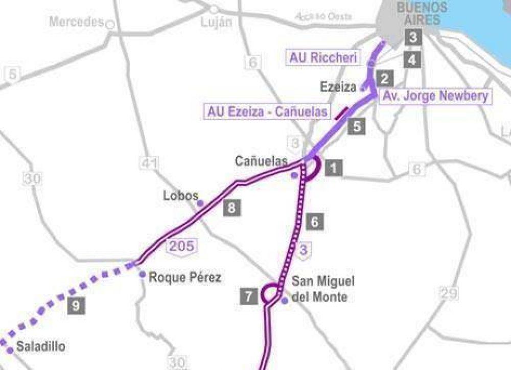 """""""La ruta 205 se beneficiará con una obra reclamada durante muchos años"""""""