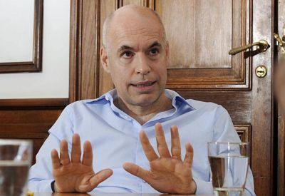 Rodríguez Larreta dijo que, por la baja de impuestos, la Ciudad deberá ajustarse