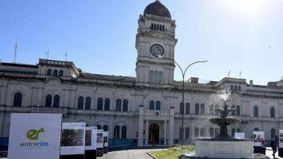 Licitan por más de $13 millones la restauración de la Casa de Gobierno