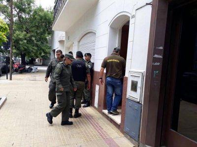 Nuevos allanamientos en la causa Balcedo involucraron a otro gremio
