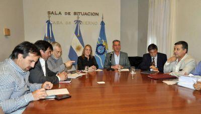 Santa Cruz y Chubut avanzan en el acuerdo interprovincial para el abastecimiento del agua