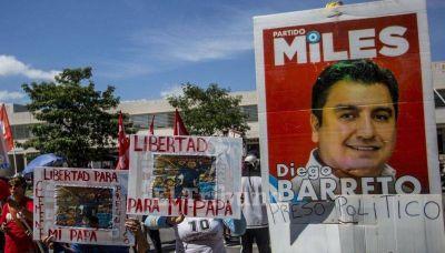 Diego Barreto le apuntó a Urtubey