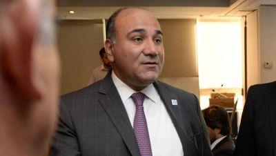 Manzur ratificó el retroactivo a estatales