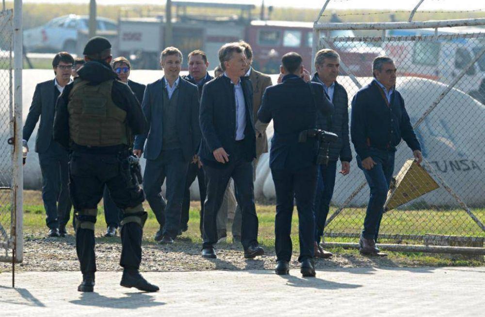 Alfaro prevé que la Nación le envíe $665 millones para obras