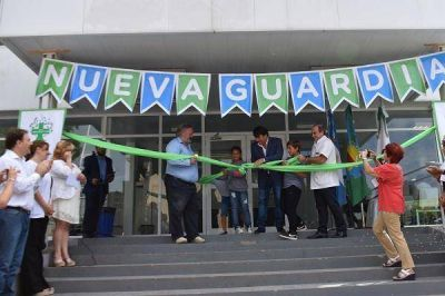 Kubar inauguró la nueva guardia del Hospital Interzonal Vicente López y Planes