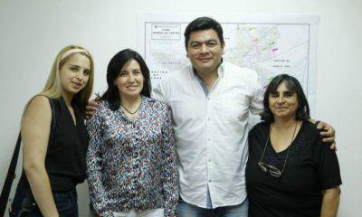 Integrantes de una cooperativa de trabajo se reunieron con autoridades municipales