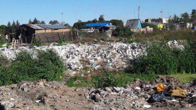 Quilmes: denuncian a Martiniano por basurales a cielo abierto